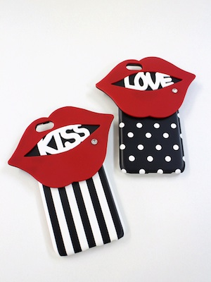 LIP MOTIF iPhone CASE