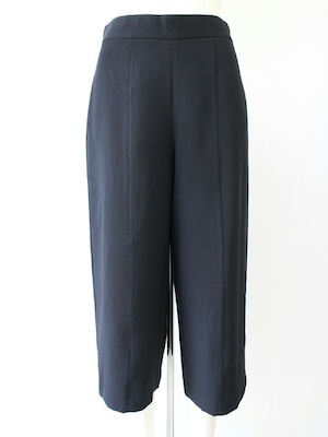 CROPPED CENTER PRESS PANTS(NEW)3