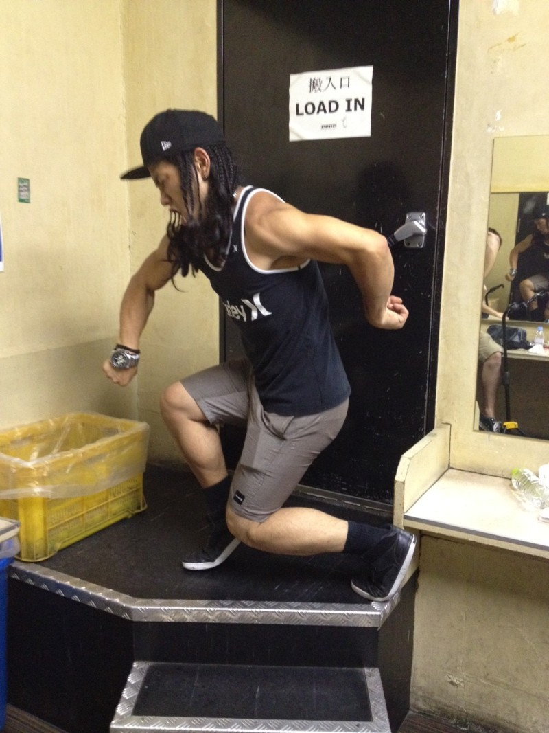 KNOCK OUT MONKEY Official Blog Powered by Ameba