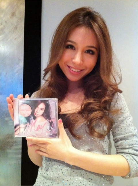 May J. Official Blog 「May J.'s Diary」 powered by アメブロ-未設定